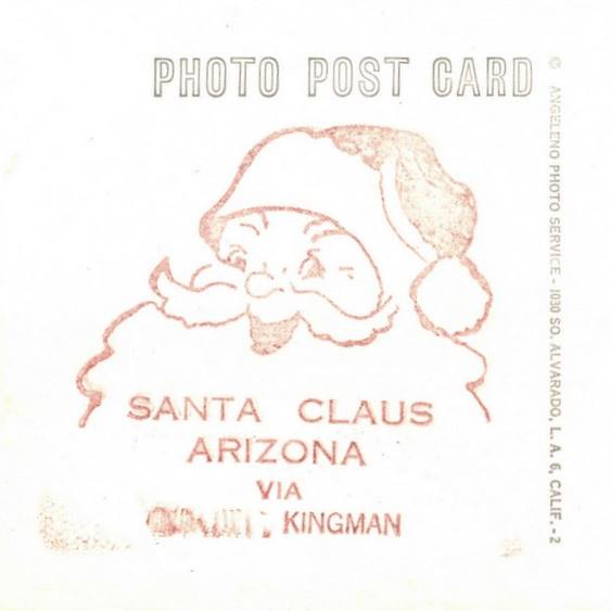 Santa Claus, Arizona